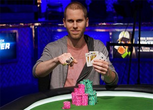 Jeff Madsen Wins First WSOP Bracelet for Six Years