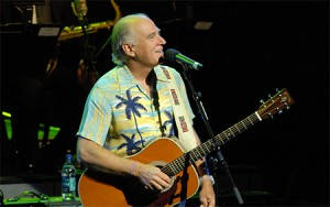 Jimmy Buffet Gives Free Concert in Atlantic City