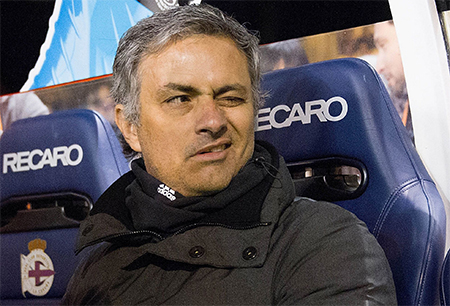 José Mourinho's has a plan for Chelsea and it doesn't include David Luiz