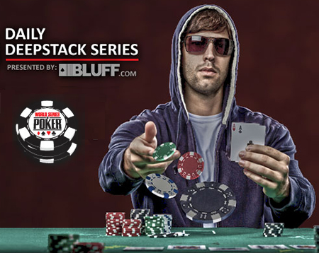 Jose Serratos Maintains Deepstack Player of the Series Lead