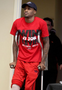 Kevin Ware Becomes March Madness Icon