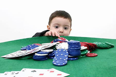 Kids With Gambling Problems Becoming More Common