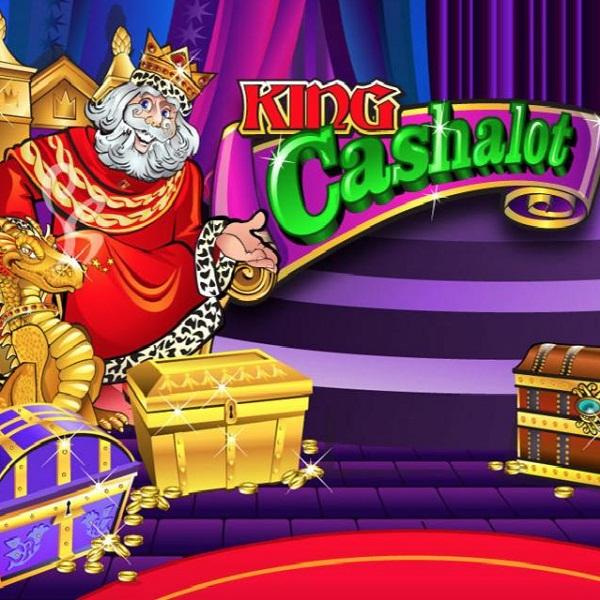 $553K King Cashalot Progressive Jackpot Available at Unibet Casino