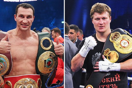 Klitschko Defeats Povetkin for WBA Heavyweight Title