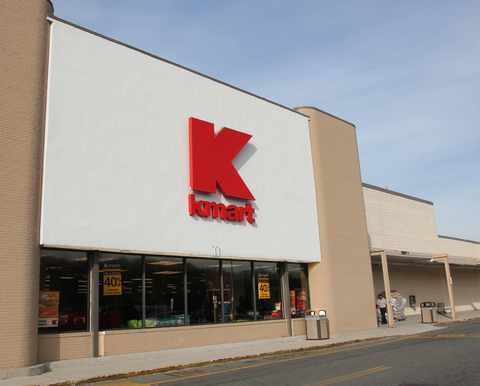 Kmart Target By Overly Optimistic Thieves