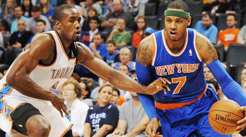 Knicks Secure 12th Win in a Row