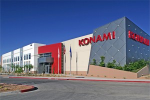 Konami Gaming Selects GameAccount Network as iGaming Partner