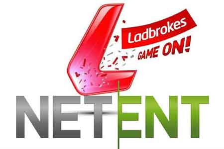 Ladbrokes Launches Net Entertainment Mobile Casino Games