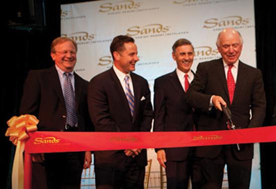 Las Vegas Executives Enjoy Huge Salaries
