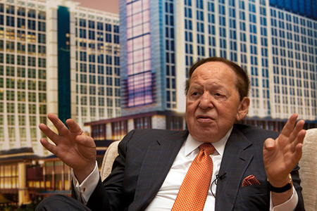 Las Vegas Sands Prepared to Invest $10 Billion in Japanese Casino