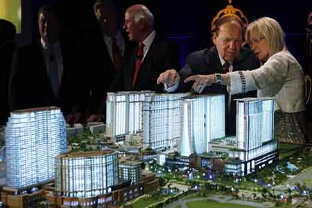 Las Vegas Sands Pulls Out of Eurovegas Project