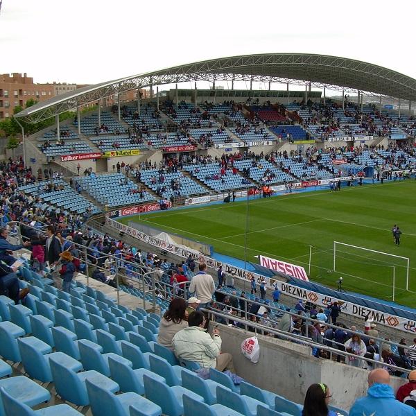 Getafe, Atletico Madrid, Coliseum Alfonso Pérez