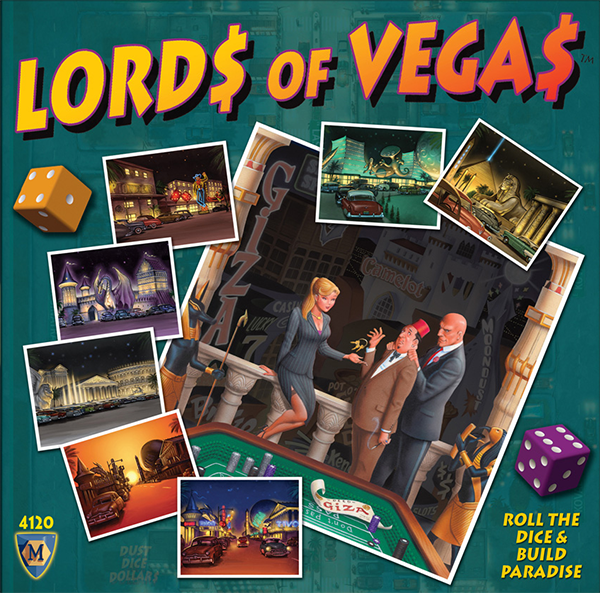 Lords of Vegas – Become a Casino Tycoon Today