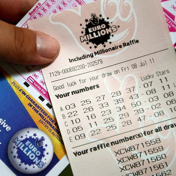 EuroMillions UK and Millionaire Raffle Results for Friday October 31