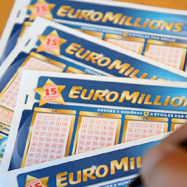 €58M EuroMillions Results for Friday March 31