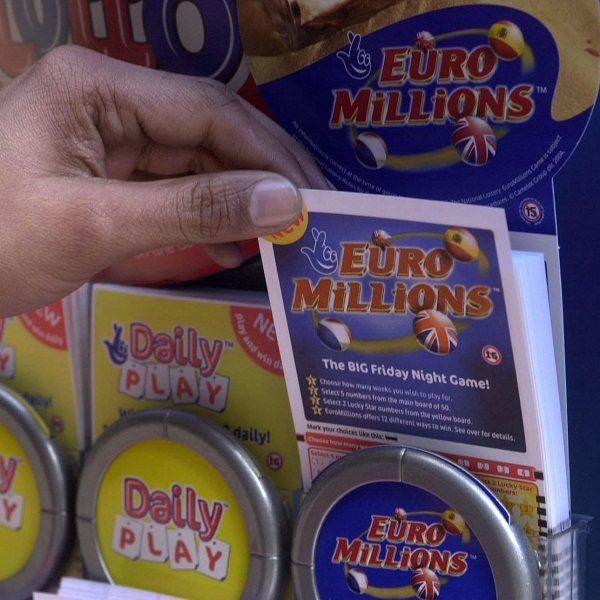 €21M EuroMillions Results for Tuesday December 9