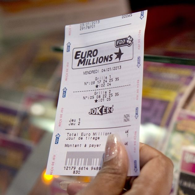 €60M EuroMillions Results for Tuesday January 16