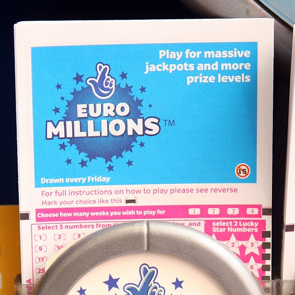 €15M EuroMillions Results for Friday October 16