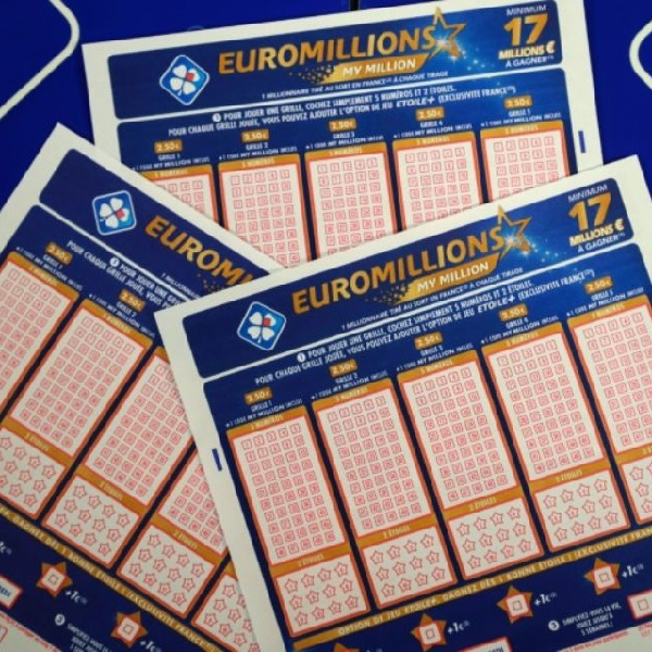 €50M EuroMillions Results for Friday November 17