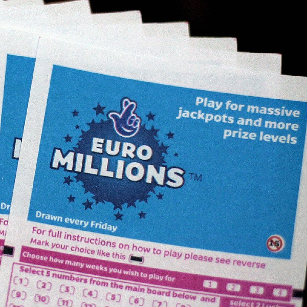 €15M EuroMillions Results for Tuesday August 18