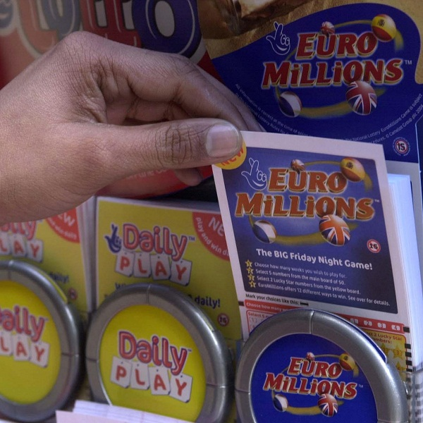 €32M EuroMillions Results for Tuesday November 18