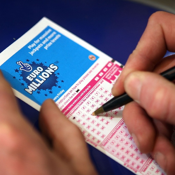 €60M EuroMillions Results for Tuesday December 20