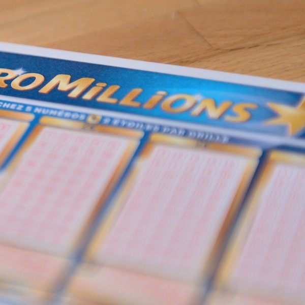 EuroMillions Jackpot Worth €15 Million on Friday