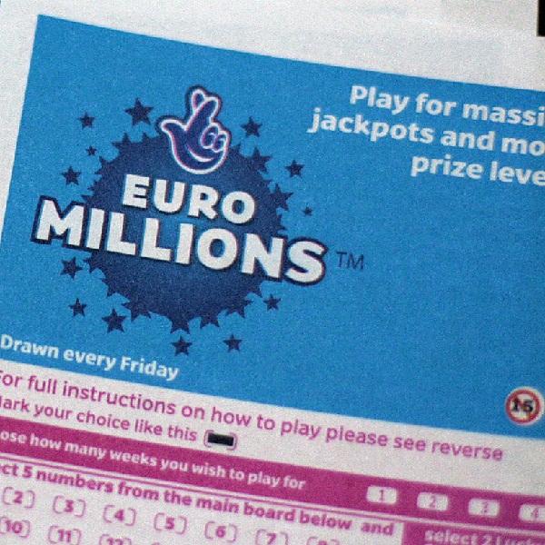 EuroMillions UK and Millionaire Raffle Jackpot Worth £77 Million on Friday