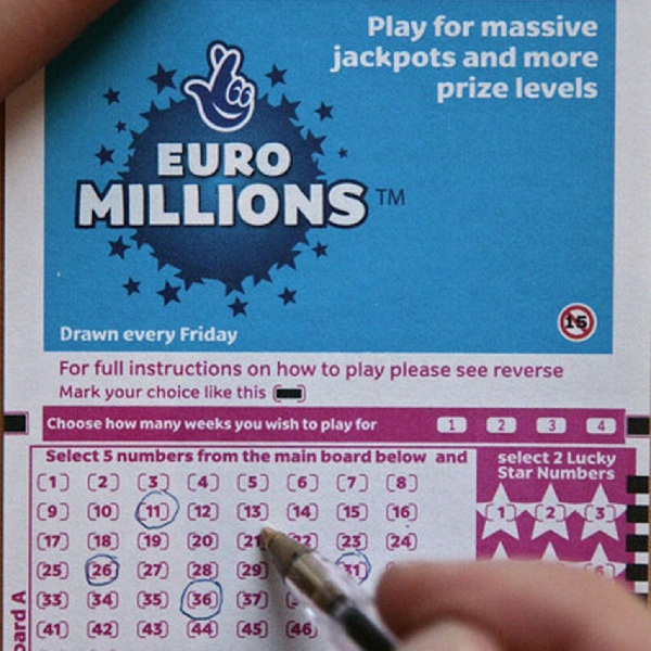 EuroMillions UK and Millionaire Raffle Results for Friday October 9