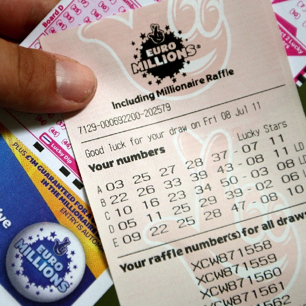 EuroMillions Jackpot Draw Triple Rollover to �39m This Tuesday