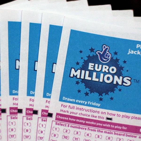 EuroMillions UK and Millionaire Raffle Jackpot Worth £128 Million on Friday