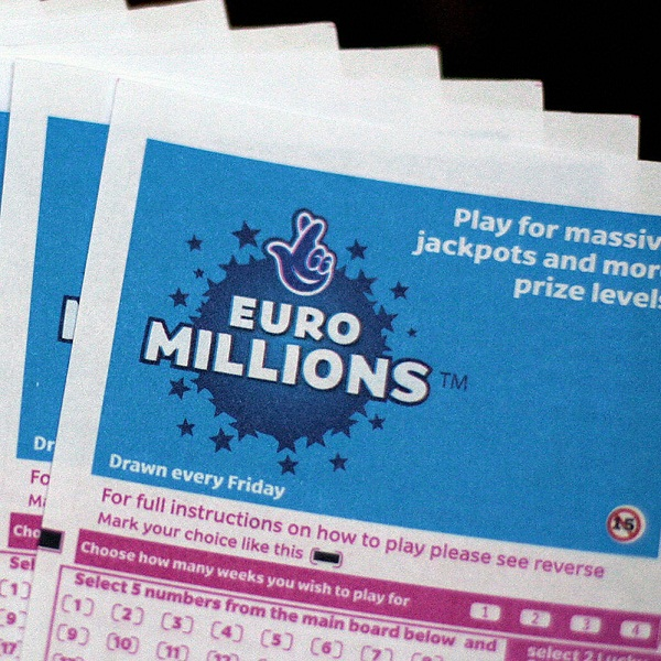 EuroMillions UK and Millionaire Raffle Results for Friday October 24