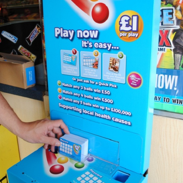 Health Lottery Offers Top Prize of £100,000 on Saturday