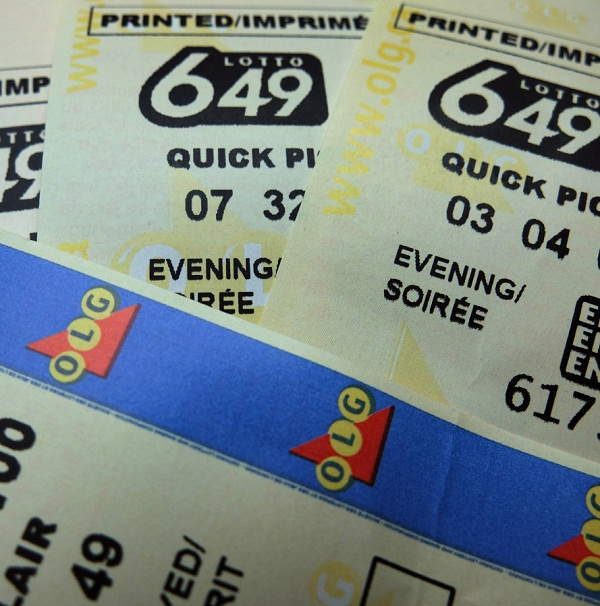 Lotto 6/49 Results for Wednesday November 5