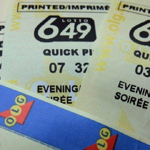 Lotto 6/49 Results for Saturday November 8
