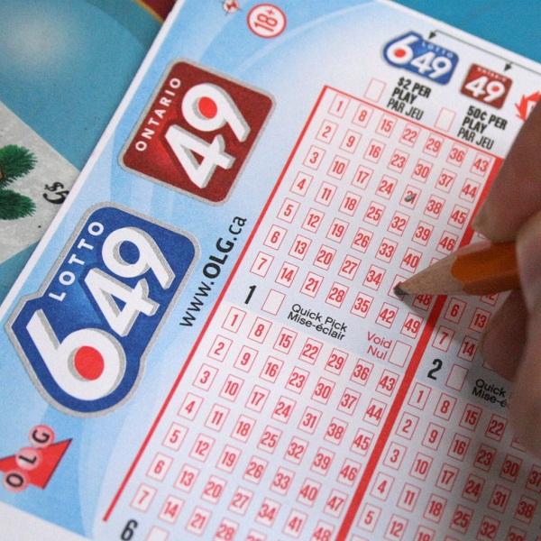 Lotto 6/49 Jackpot Worth $7 Million on Wednesday