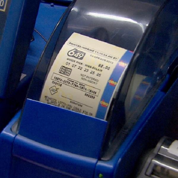 Lotto 6/49 Jackpot Worth $13 Million on Saturday
