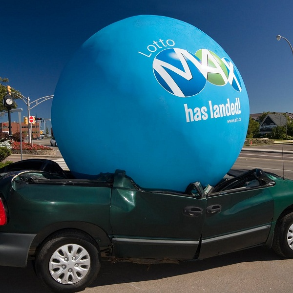 Lotto Max Results for Friday October 31