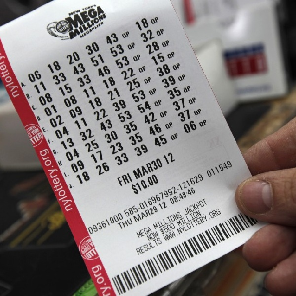 $293M Mega Millions Results for Tuesday June 14