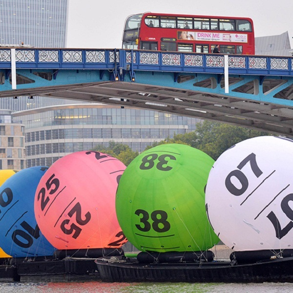 £8.5M National Lottery Results for Saturday June 3