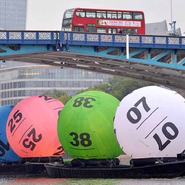 £15M National Lottery Results for Wednesday December 17