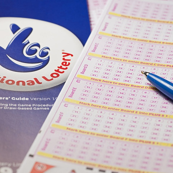£7.1M National Lottery Results for Wednesday November 23
