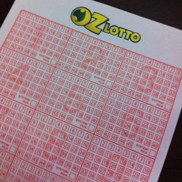 Oz Lotto Nos