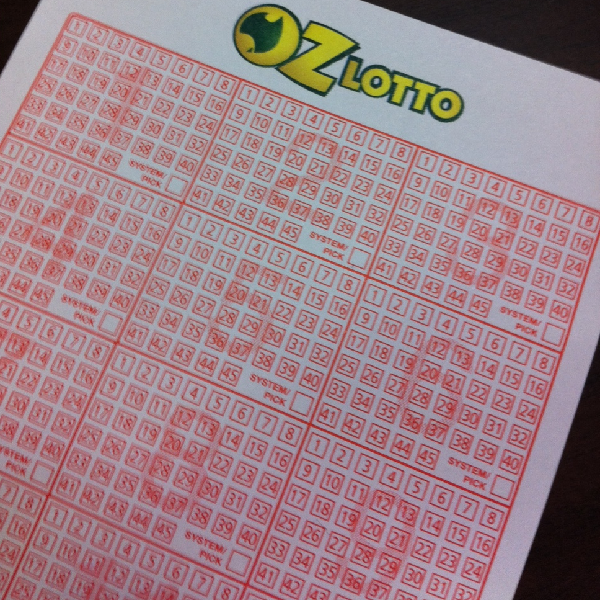 $10M Oz Lotto Results for Tuesday June 20