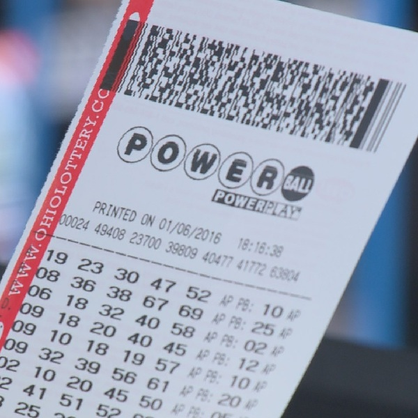 $40M Powerball Results for Wednesday November 30