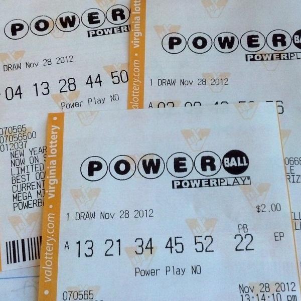 Winning Powerball Lotto Ticket This Wednesday Worth $40 million Jackpot