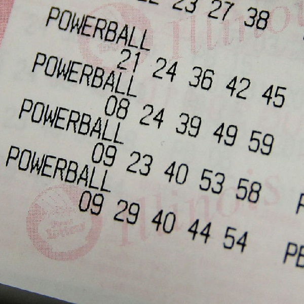 $172M Powerball Results for Saturday July 15