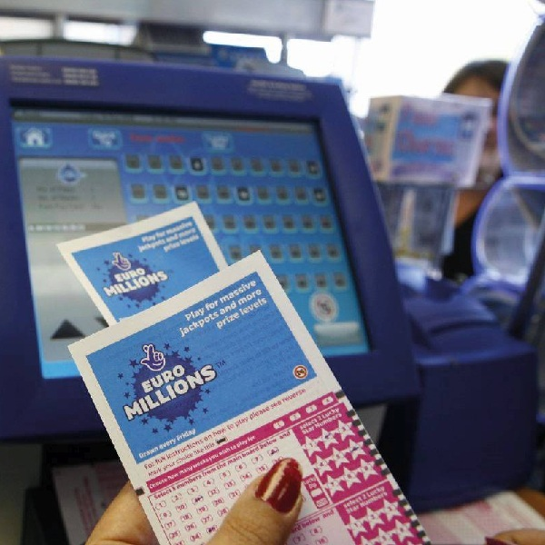 National Lottery Sales Up to Record £7.6 Billion