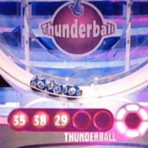 Thunderball Results: Winning Numbers for £500K Draw Wed, 19 Nov 2014