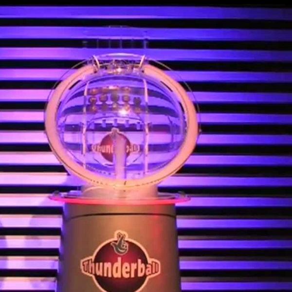 Thunderball Offers £500,000 Jackpot on Wednesday
